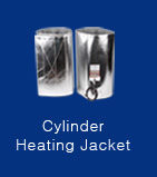 Cylinder Heating Jacket