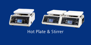 Hot Plate & Stirrer